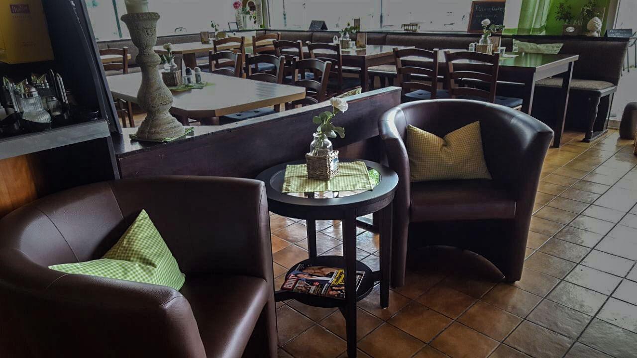 Gemütliches Cafe in Giessen Lützellinden